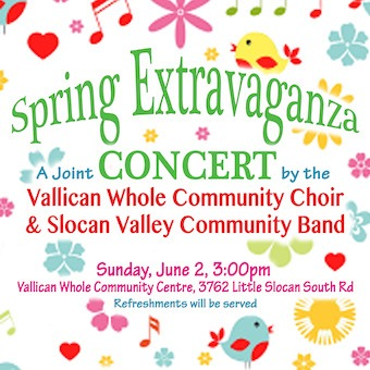 Spring Extravaganza Concert