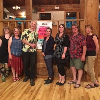 Slocan Valley Community Council elects new board!