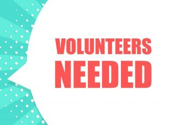 Calling All Volunteers!