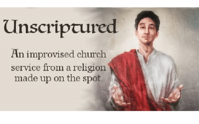 Vallican Whole presents: Unscriptured – Travis Bernhardt