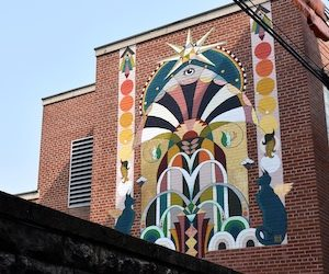 Call for Muralists and Walls: Nelson International Mural Festival 2021